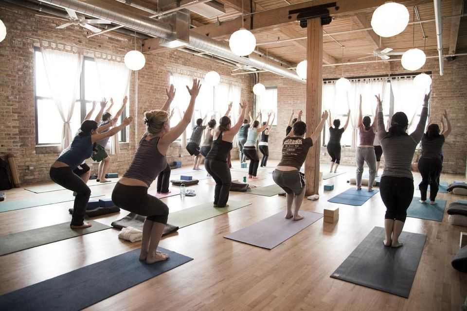 Moksha Yoga Center