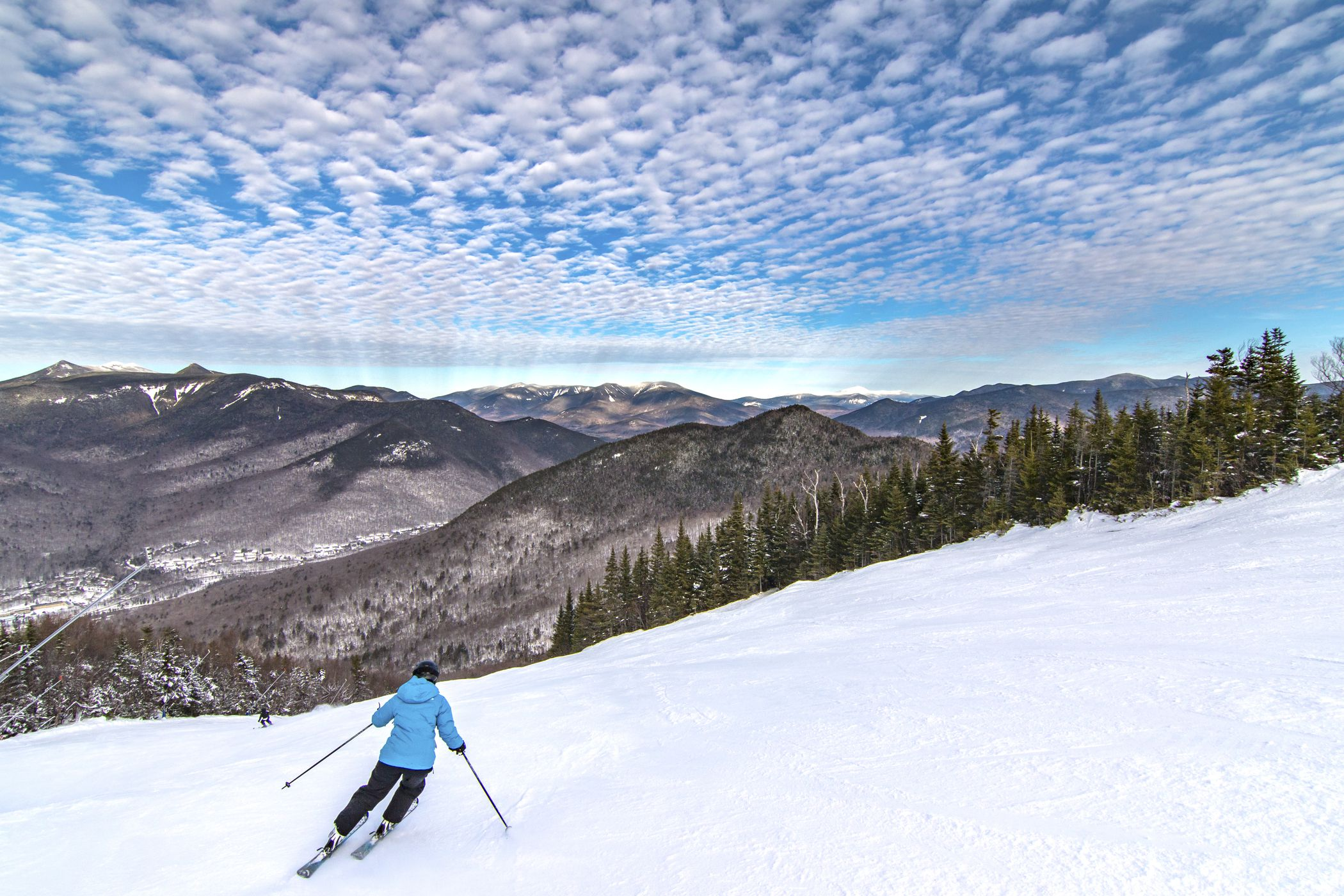 ski resort guide: loon mountain, new hampshire