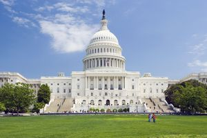 U.S. Capitol Panoramic