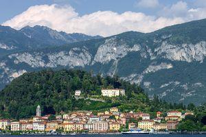 View of Bellagio on Lake COmo