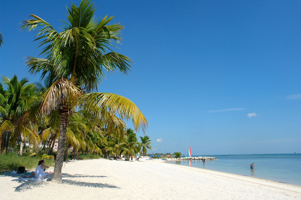 The Top 8 Beaches In Key West