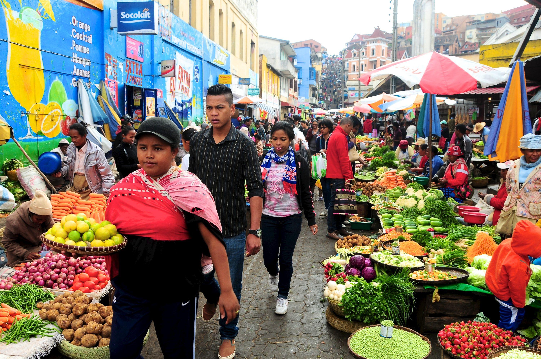 Analakely Market, Antananarivo