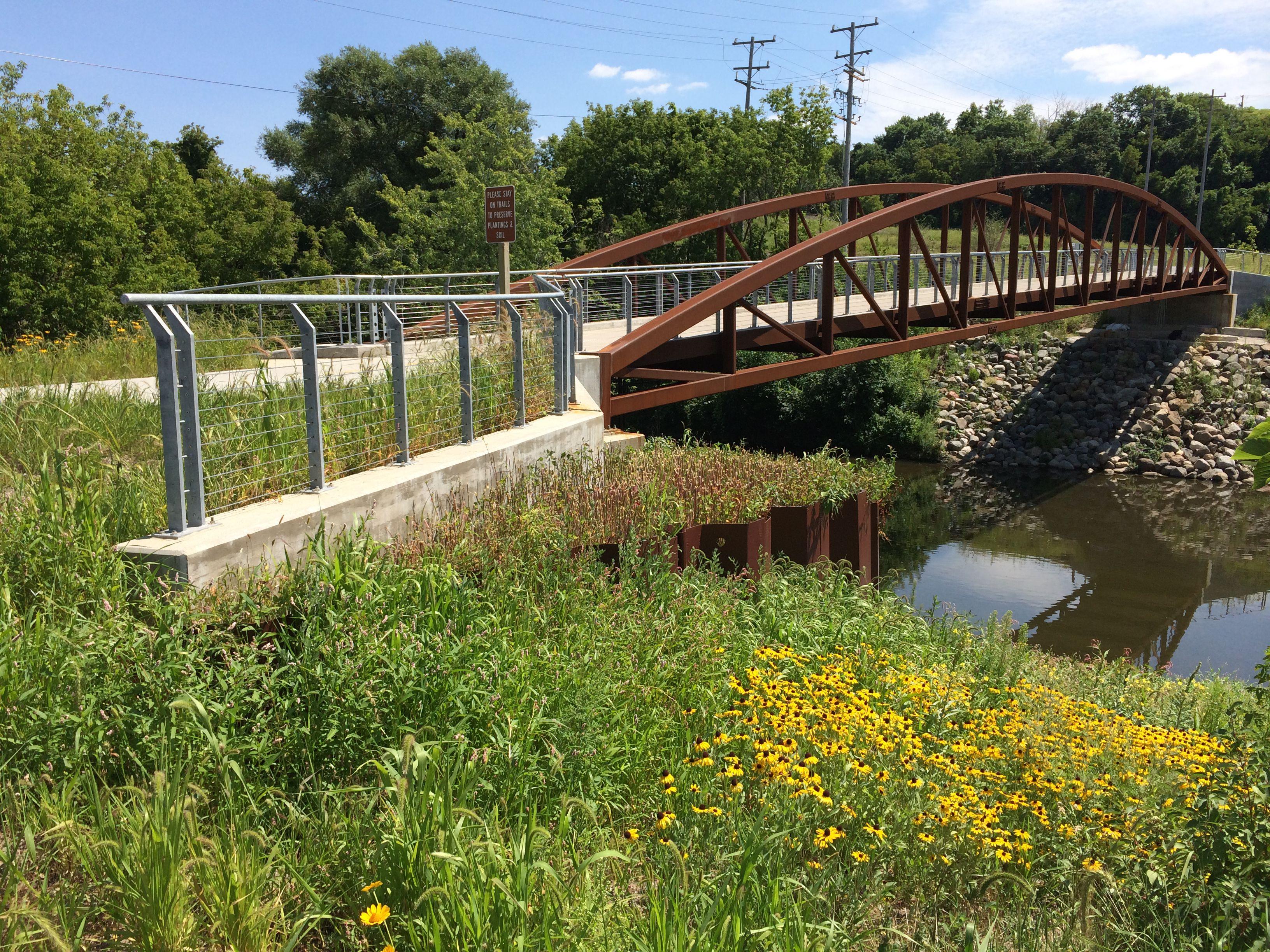 Three Bridges Park, Milwaukee