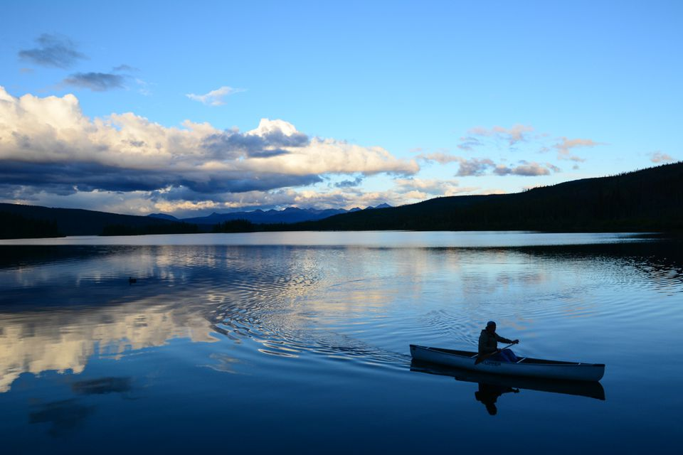 Frances Lake, the Yukon Complete Guide