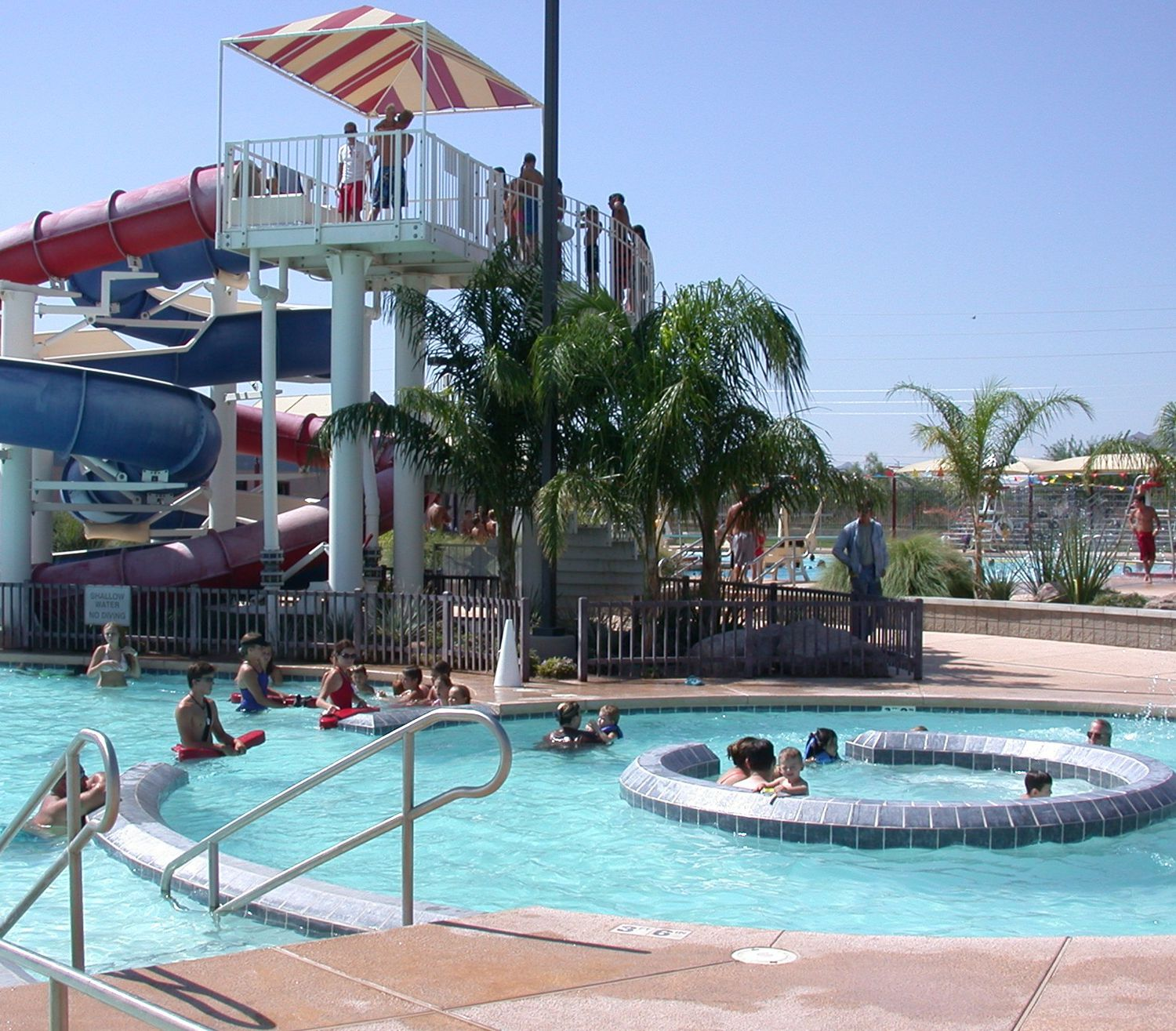 Arizona Swimming Pool: Public Swimming Pools In Greater Phoenix Cities