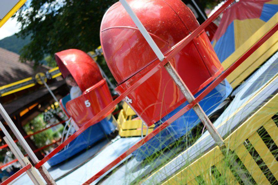 DelGrosso's Amusement Park ride