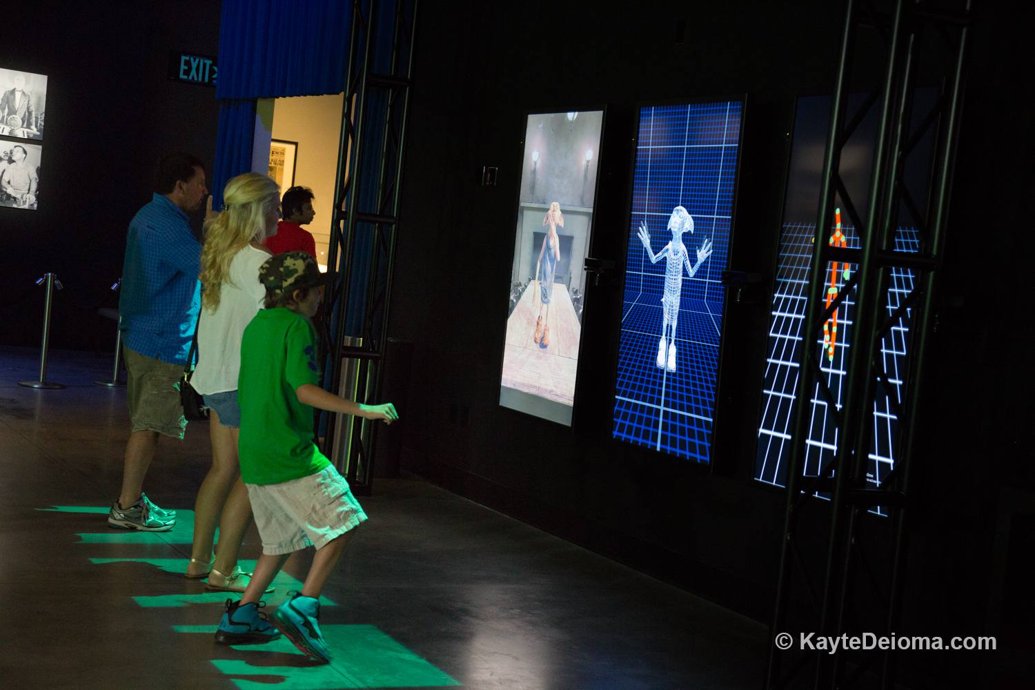 Be Animated at Stage 48 on the Warner Bros Studio Tour Hollywood