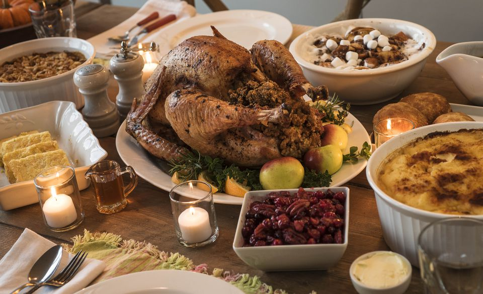 Thanksgiving dinner in Seattle
