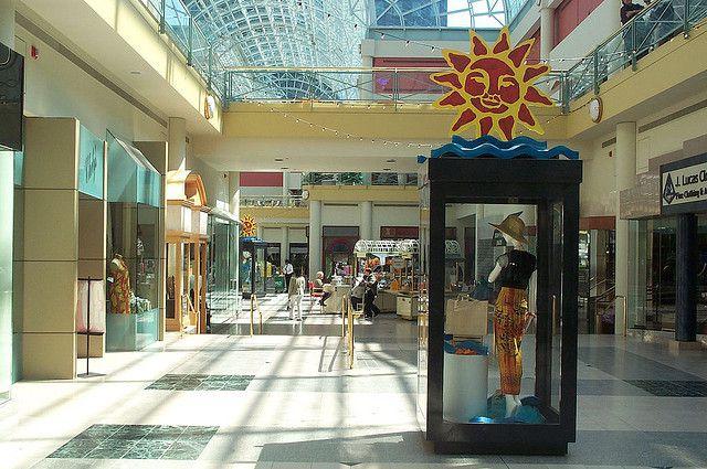 Park Auto Mall >> Southpark Center Mall near Cleveland Ohio