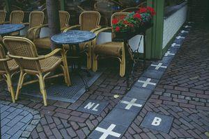 Netherlands-Belgium Border