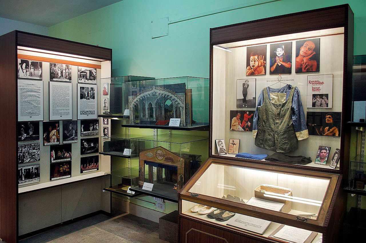 Kolkata Theater Museum.