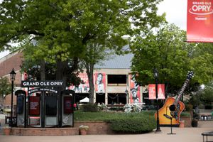 The Grand Ole Opry in Nashville
