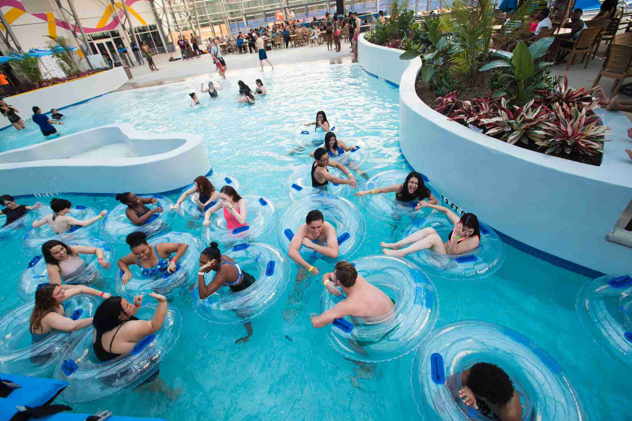 Epic Waters water park in Texas
