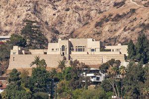 Ennis House, Los Angeles by Frank Lloyd Wright