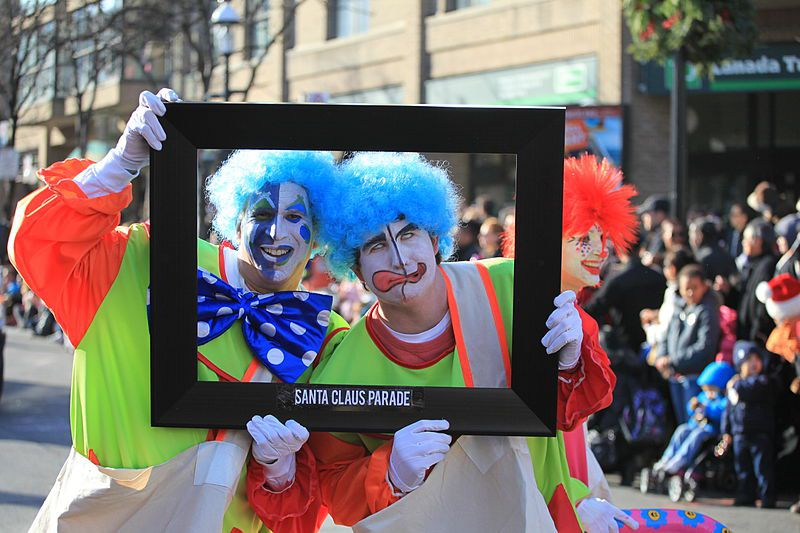 Toronto's Santa Claus Parade