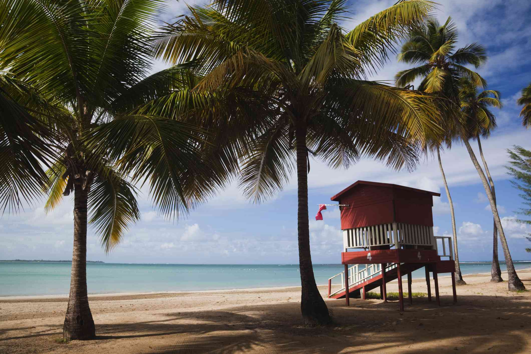 Playa Luquillo Beach