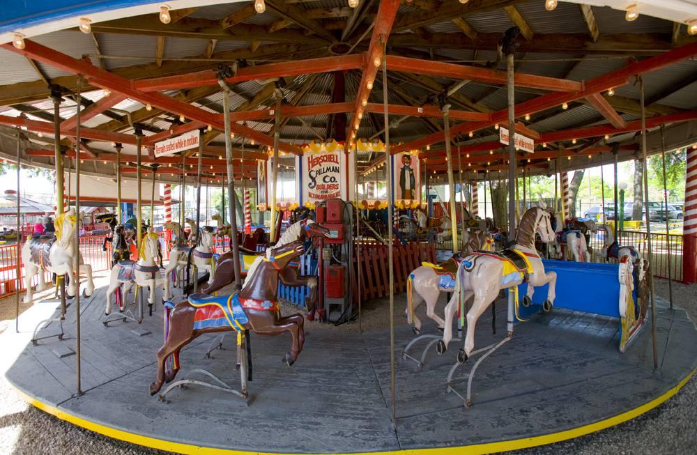 Kiddie Park San Antonio