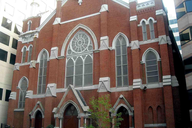 Iglesia Metropolitana AME