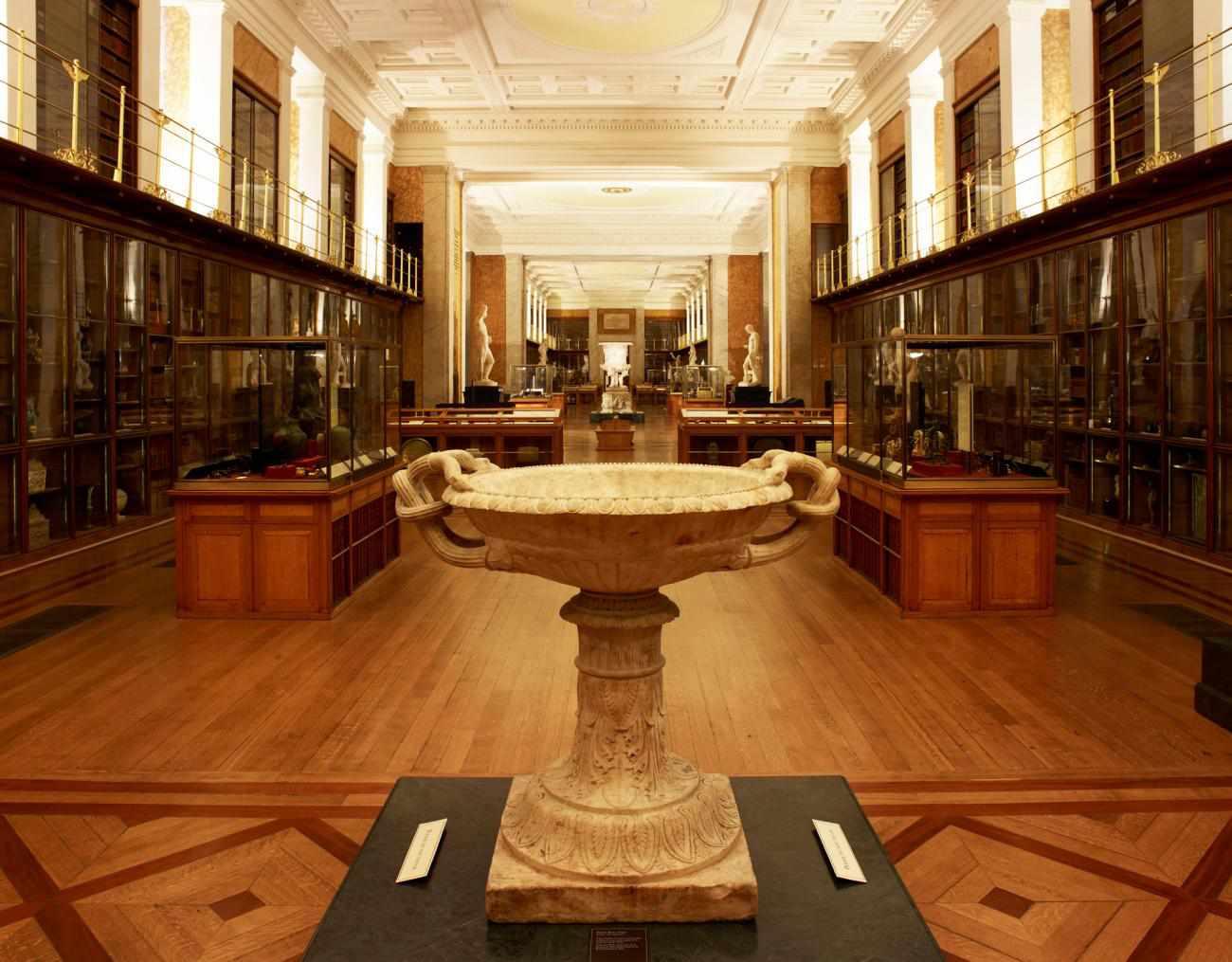 Exhibit at the British Museum