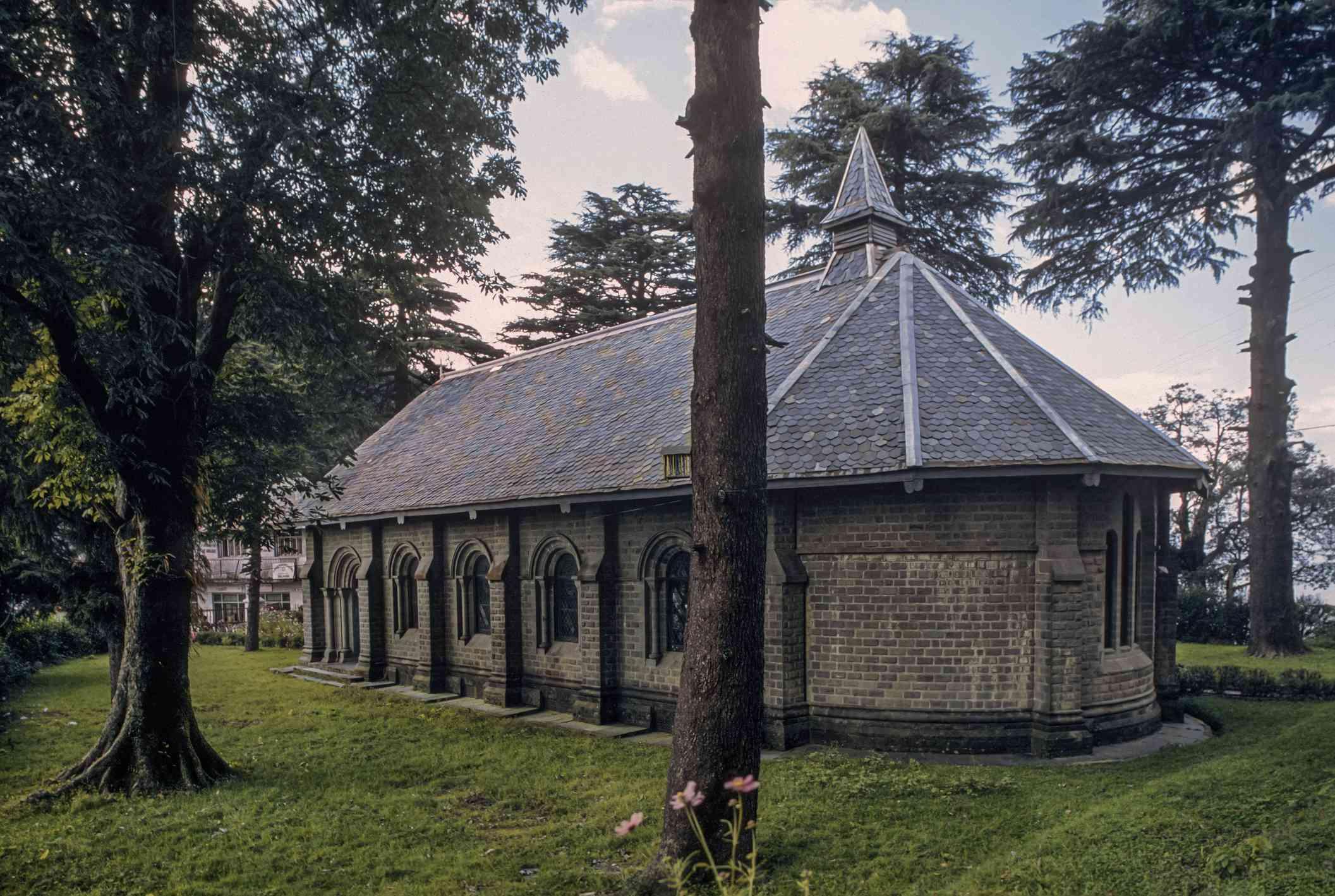 Church in Dalhousie