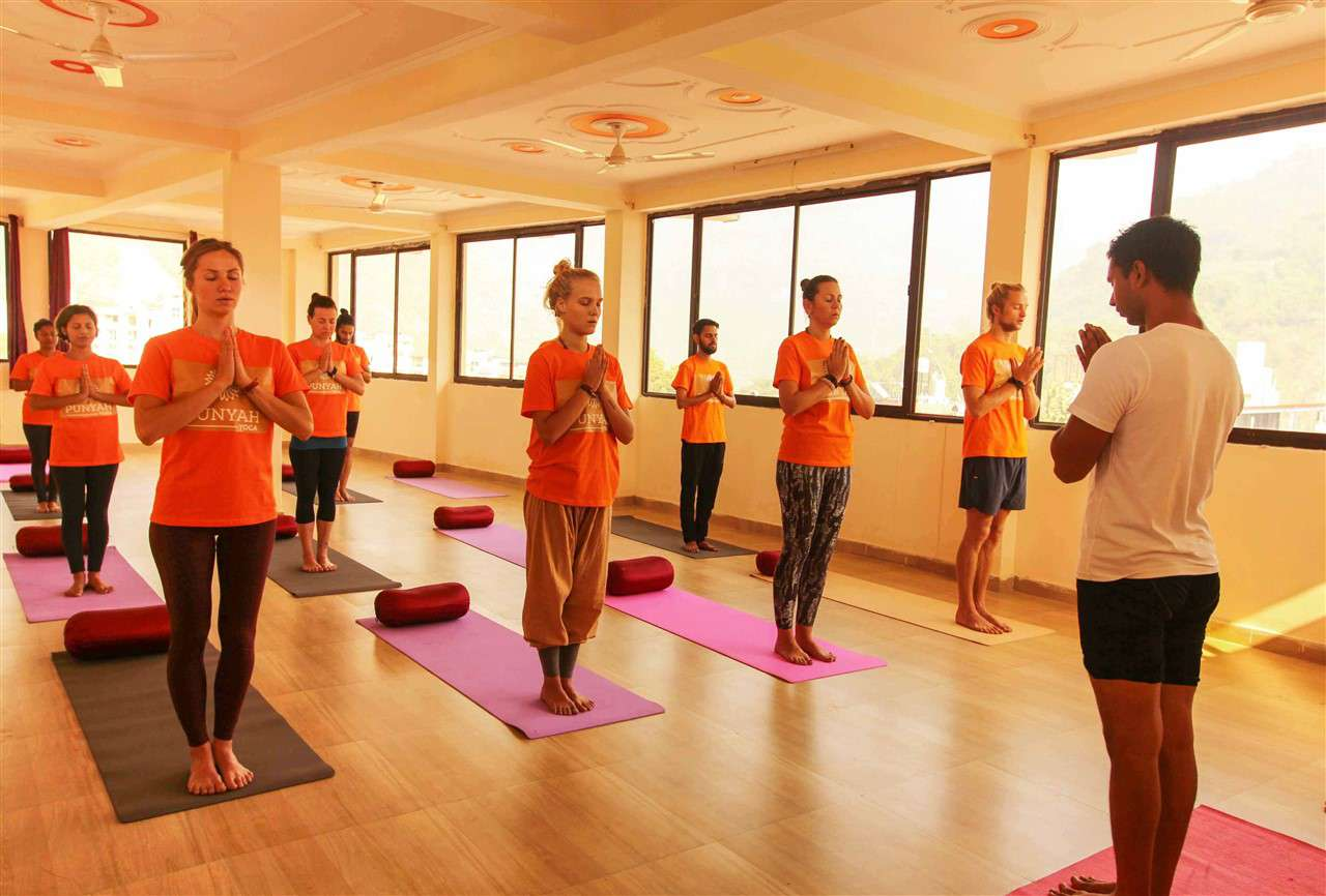 Punyah Yoga