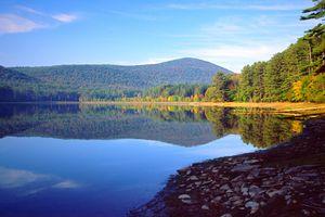 Catskill Reservoir, Woodstock, New York