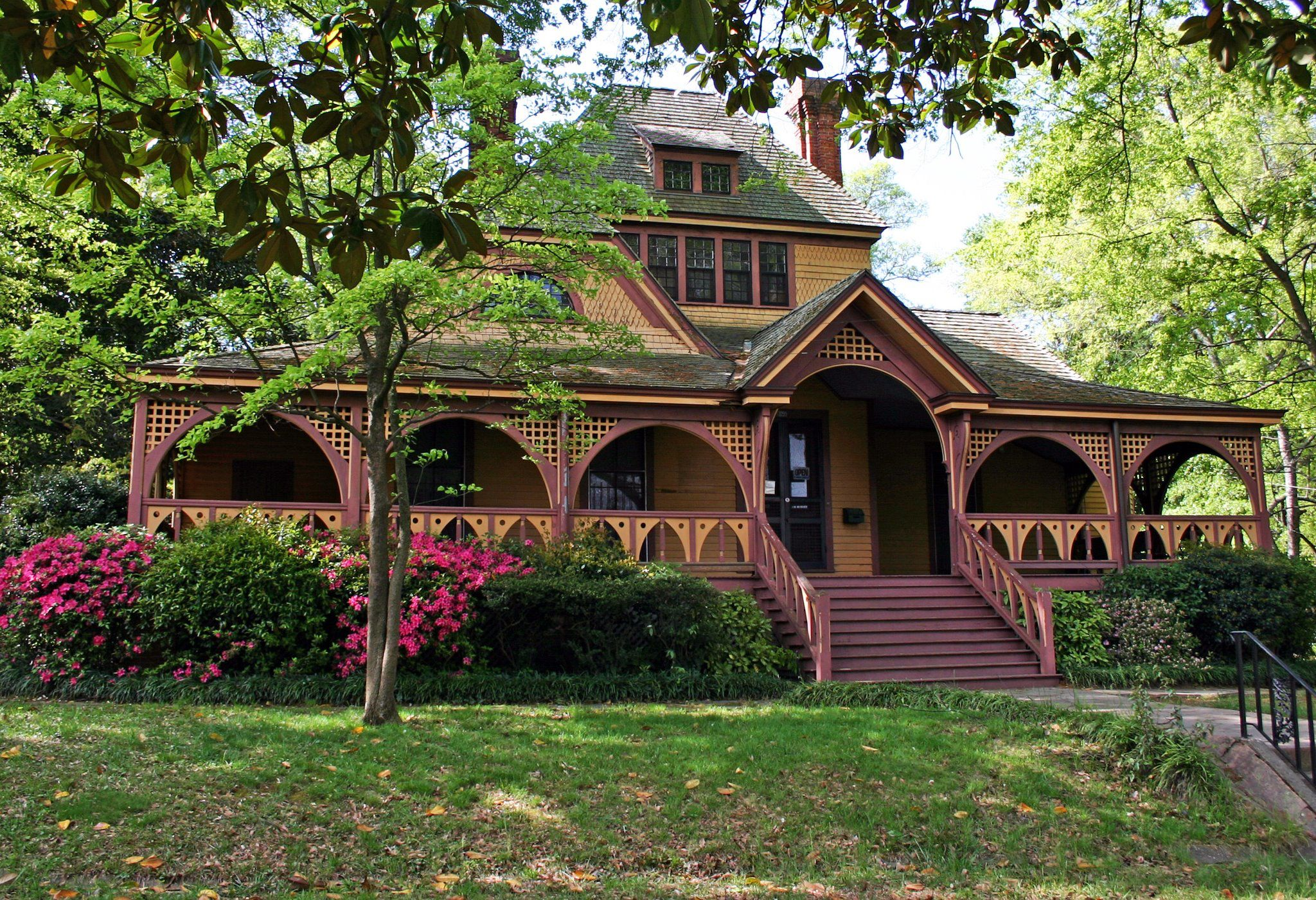 The Wren's Nest, Atlanta Georgia
