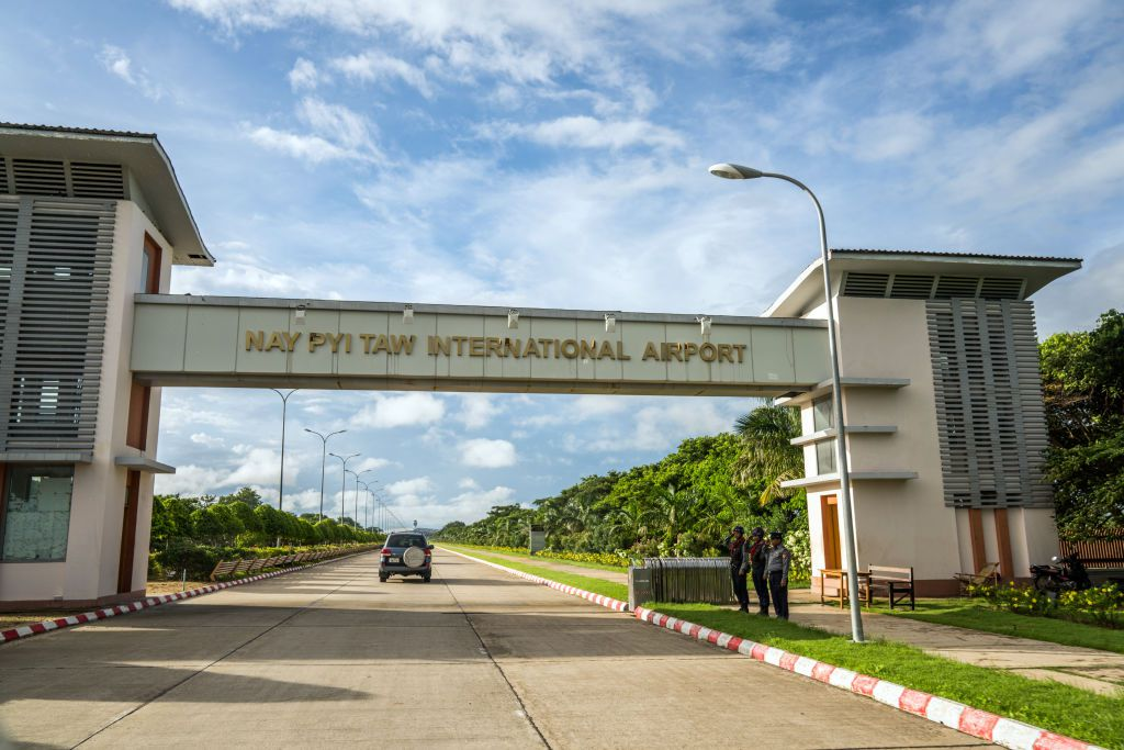 Nay Pyi Taw International Airport
