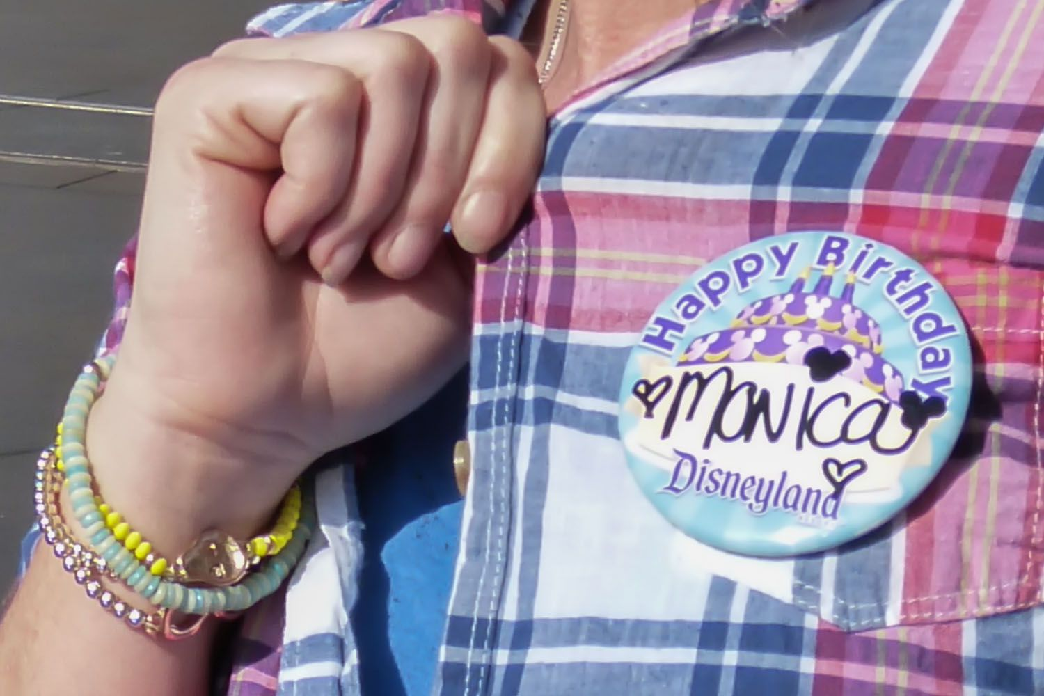 You Can Celebrate Your Birthday Any Day of the Year at Disneyland