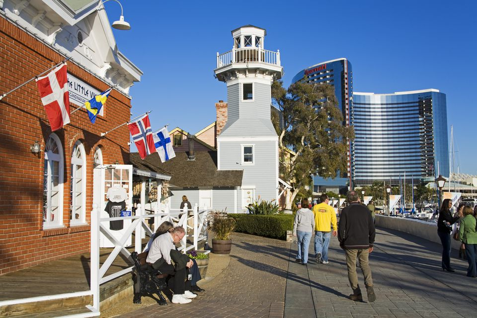 Seaport Village San Go