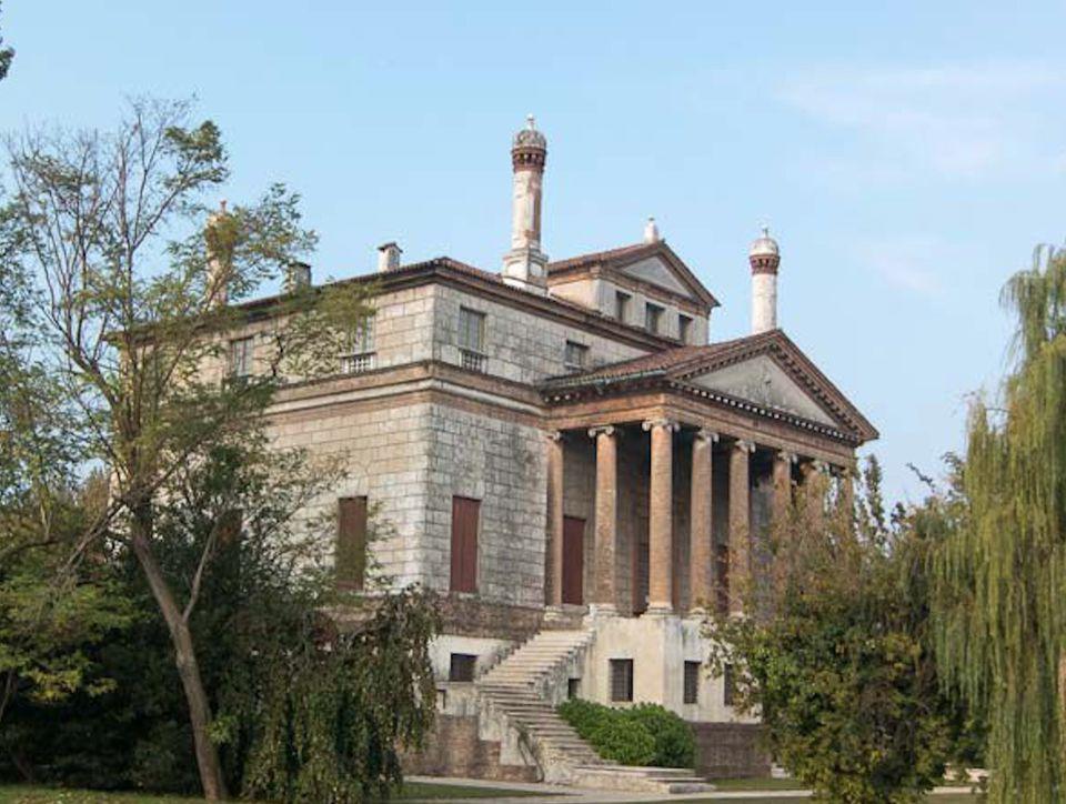 Villa Foscari La Malcontenta, Palladian Villa