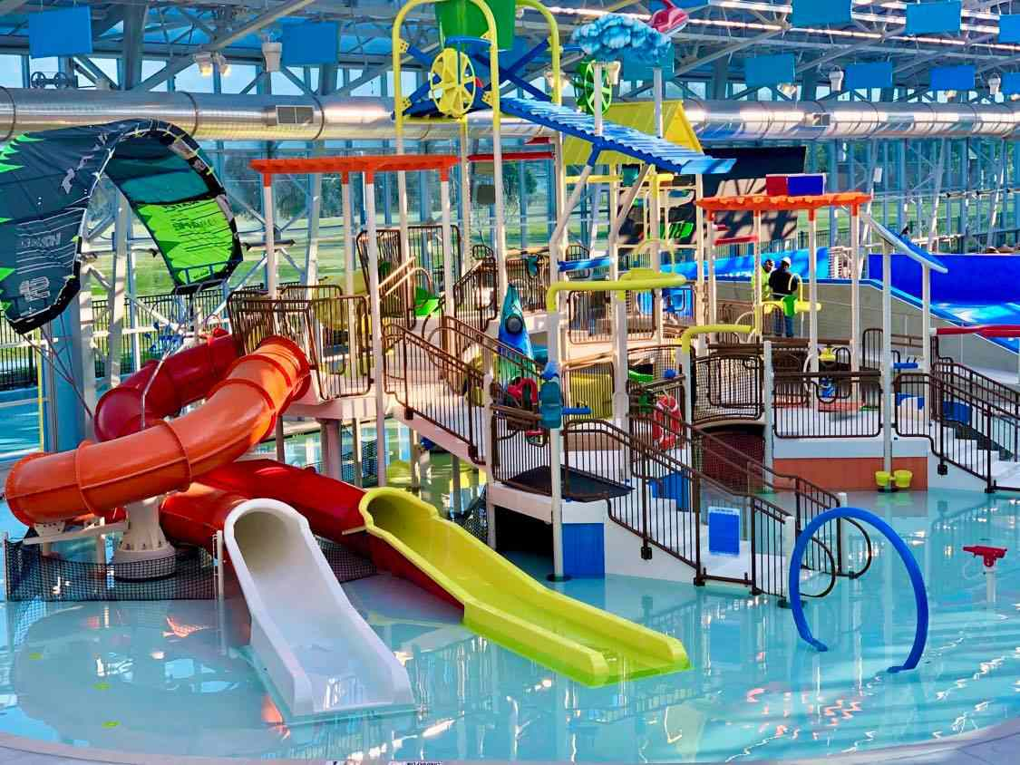 The Cove water park Texas