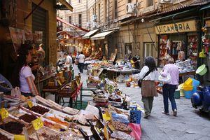 Vucciria Market Palermo