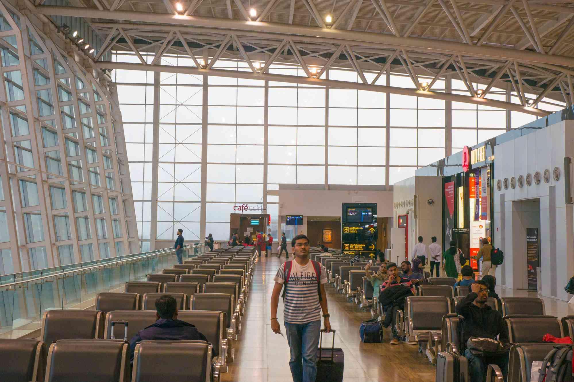 Aeropuerto de Chennai