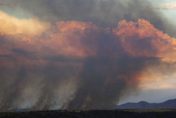 Bloody Basin Wildfire