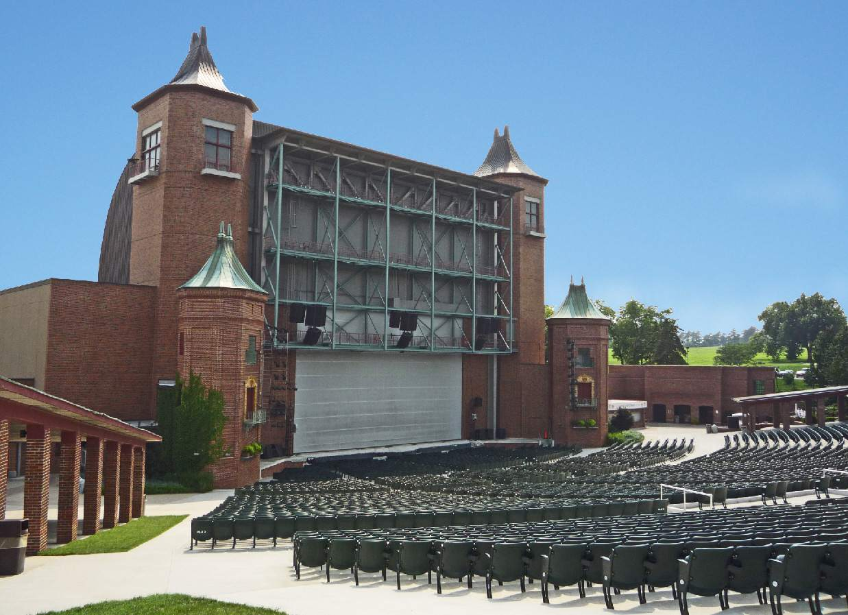Starlight Theatre Kansas City