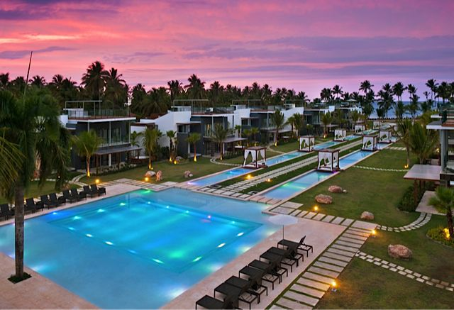 Sublime Samana luxury resort in the Dominican Republic