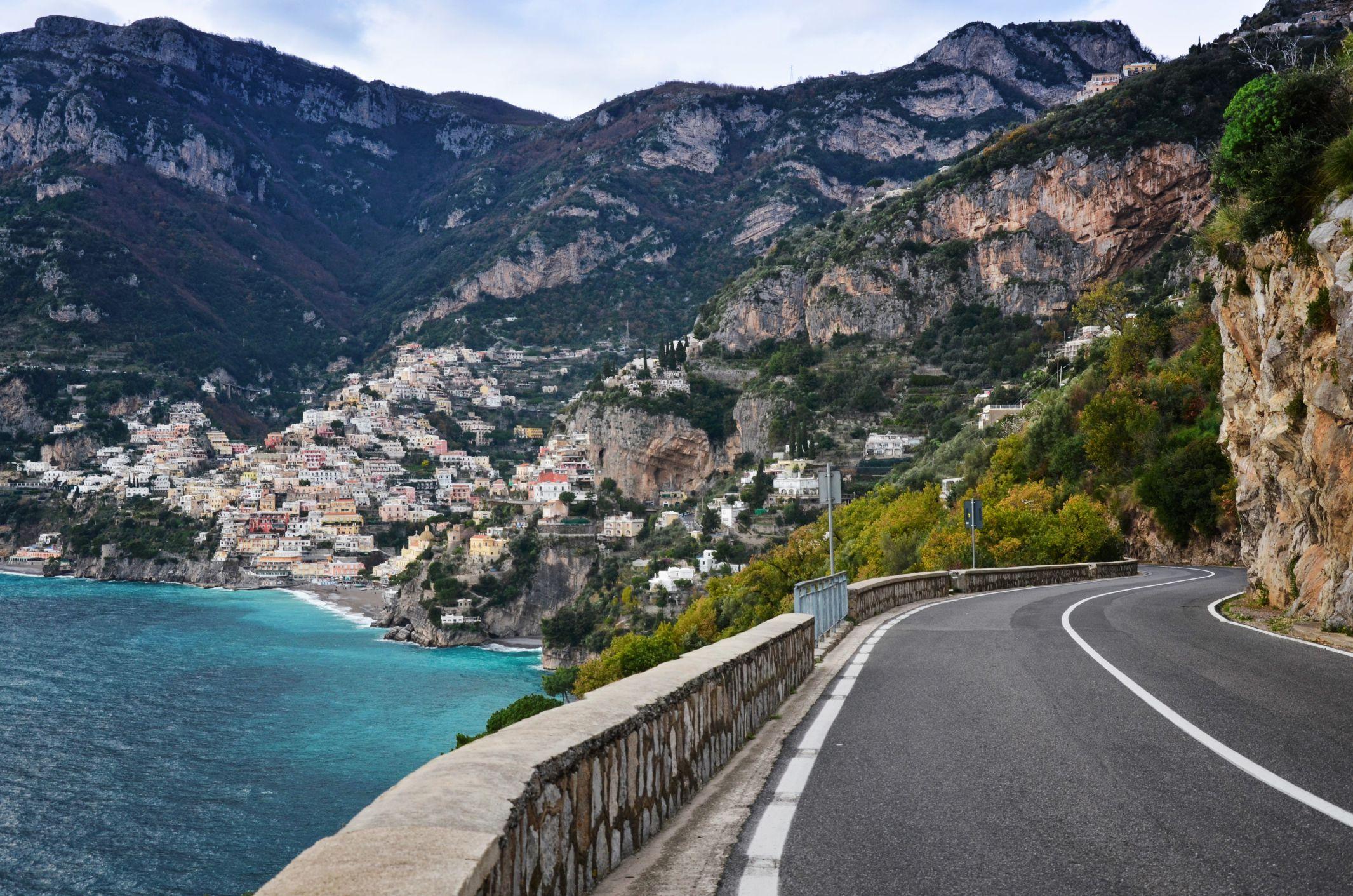 The Best Road Trip Sights On The Amalfi Coast