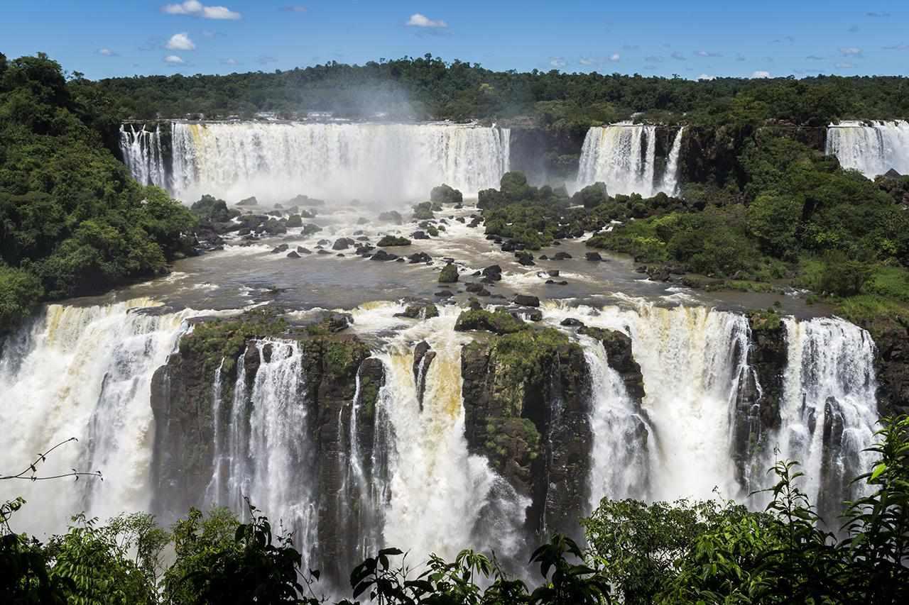 Parque Nacional do Iguaçú / Parque Nacional Iguaçu