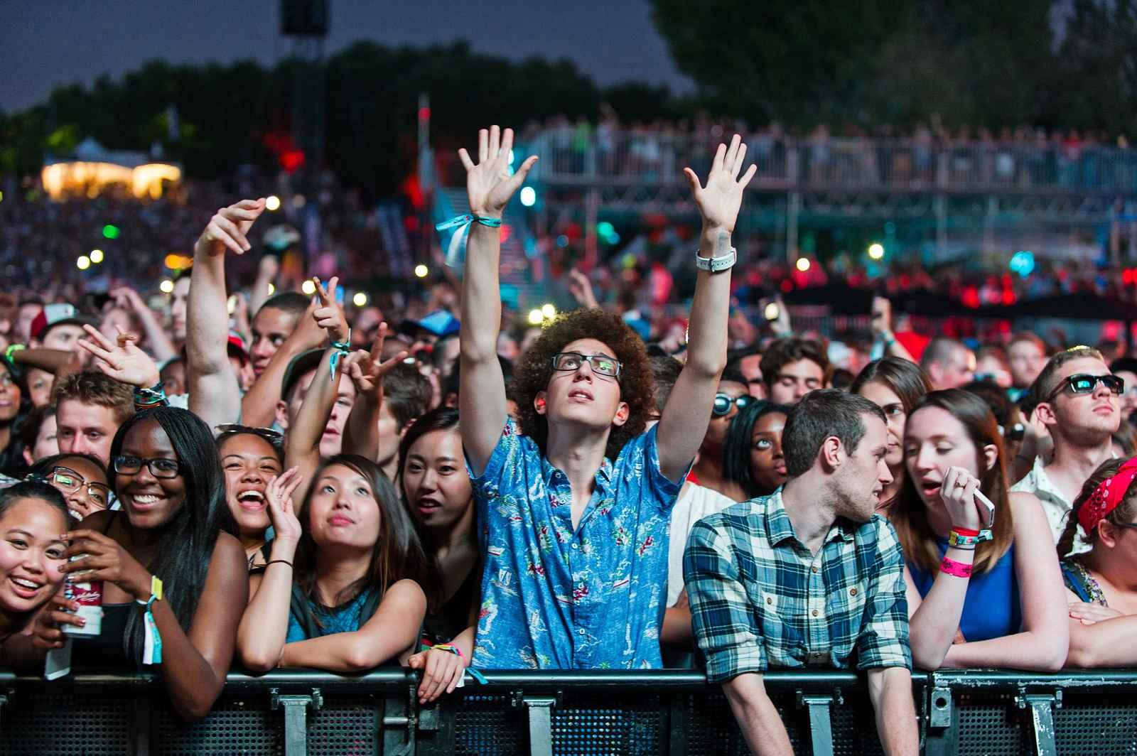 Osheaga Music Festival, Montreal, QC