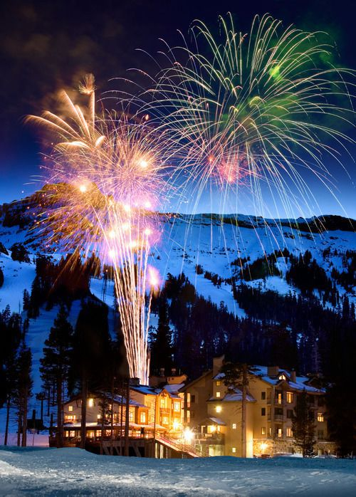 Kirkwood New Year's Fireworks