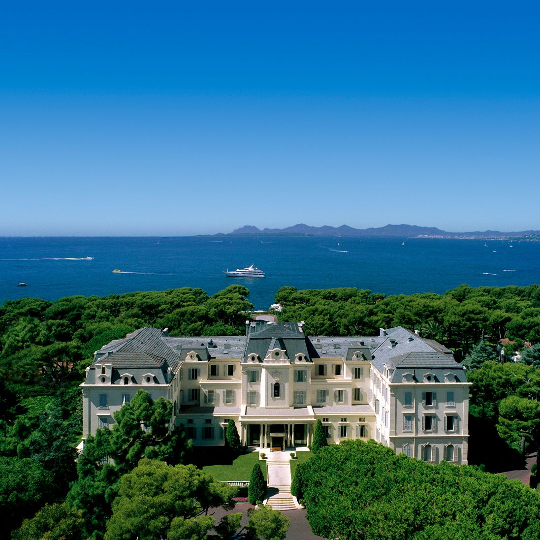 Hotels In Antibes On The French Riviera