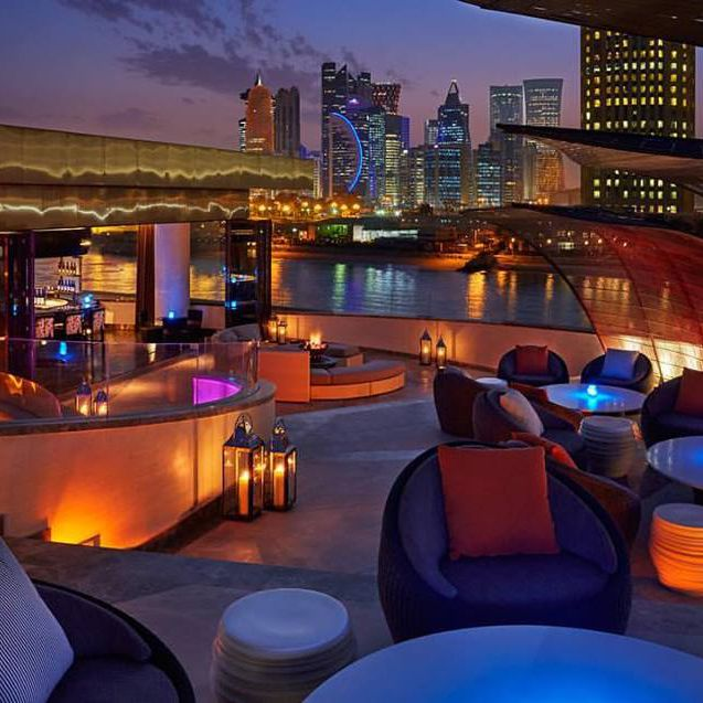 The Best Bars and Nightclubs in Doha