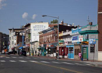 Mount Pleasant neighborhood