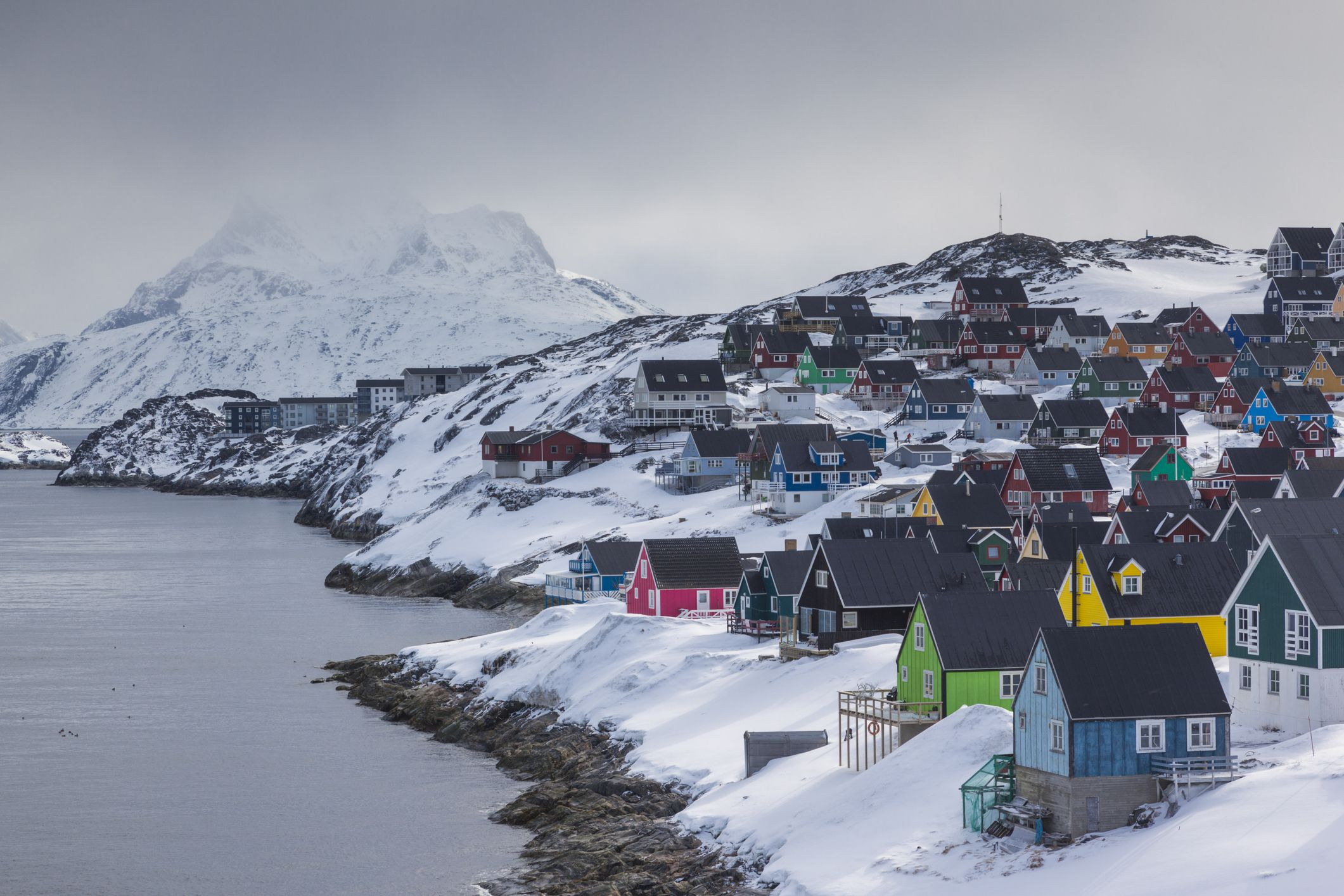 A Travel Guide To Greenland