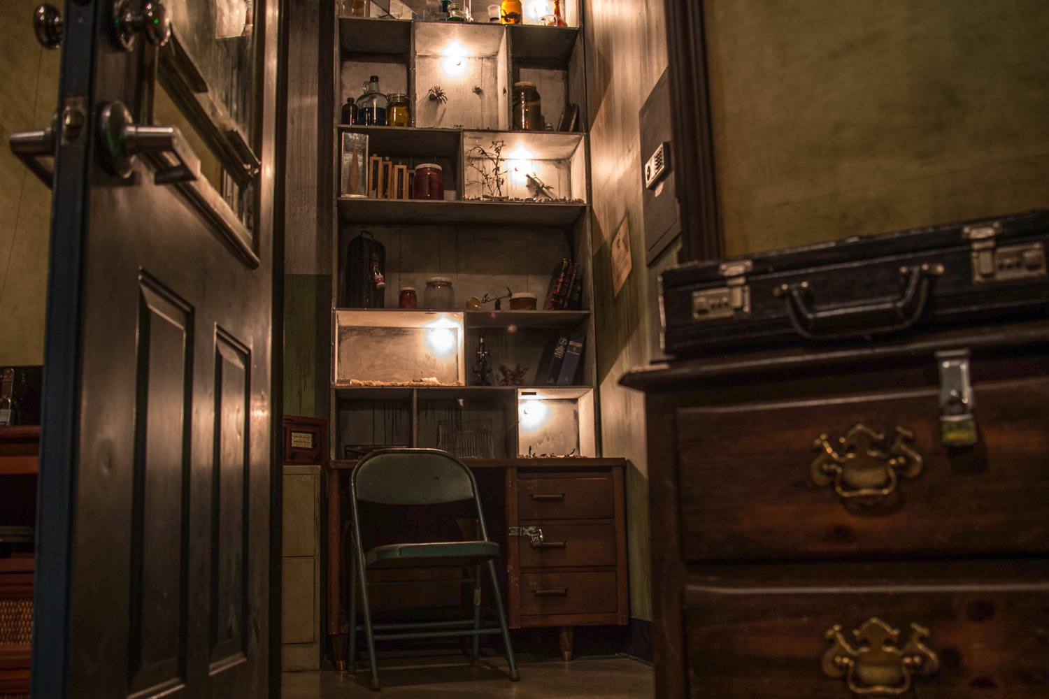 The Hex Room en Cross Roads Escape Rooms