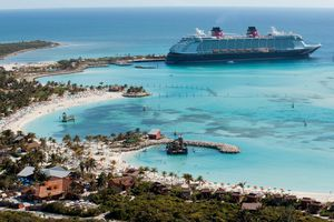 Disney's Private Island in the Bahamas, Castaway Cay