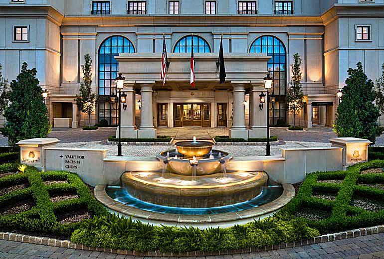 St. Regis Hotel, Atlanta, GA