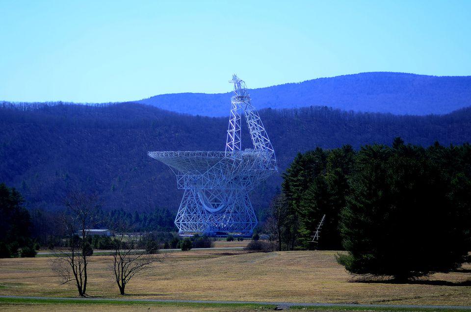 The Robert C. Byrd Green Bank Telescope
