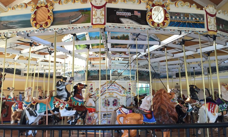 Historic Nunley's Carousel at Museum Row